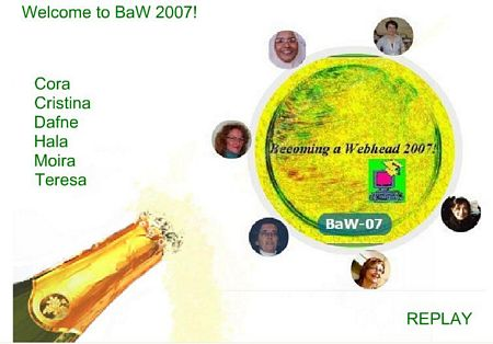 Ibrahim's Welcome to BaW 2007